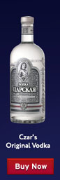 Czar's Original Vodka 700ml